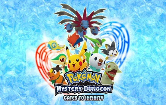 Pokémon Mystery Dungeon: Gates to Infinite ganha Trailer!