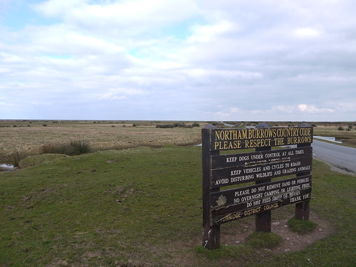 Northam Burrows