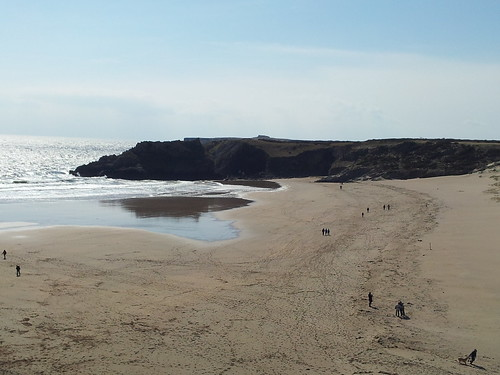 Broadhaven to Stackpole - 23
