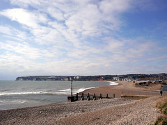 Easter 2013 - Exmouth/Seaton