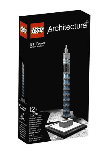 LEGO Architecture BT Tower (21020)