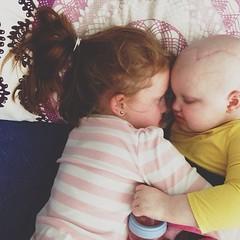 #aidkaid and #reesey #sistersarethebestmedicine