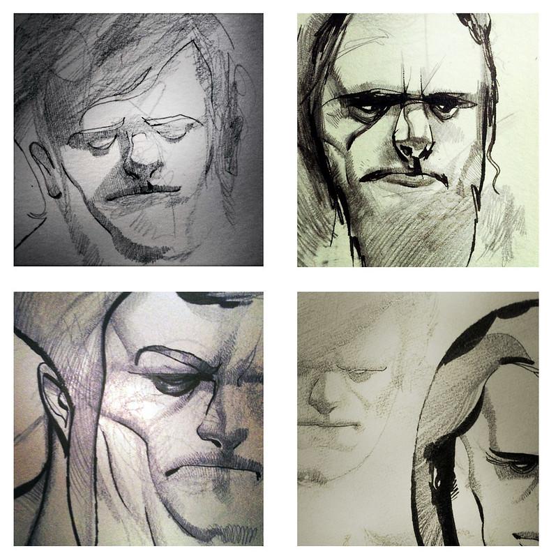 Sketchyness