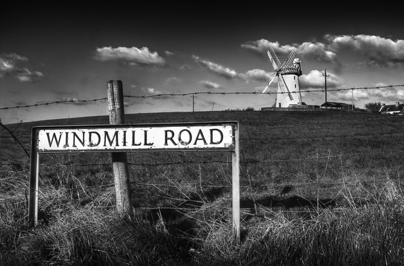 Week #13 Windmill Road mono [explored]