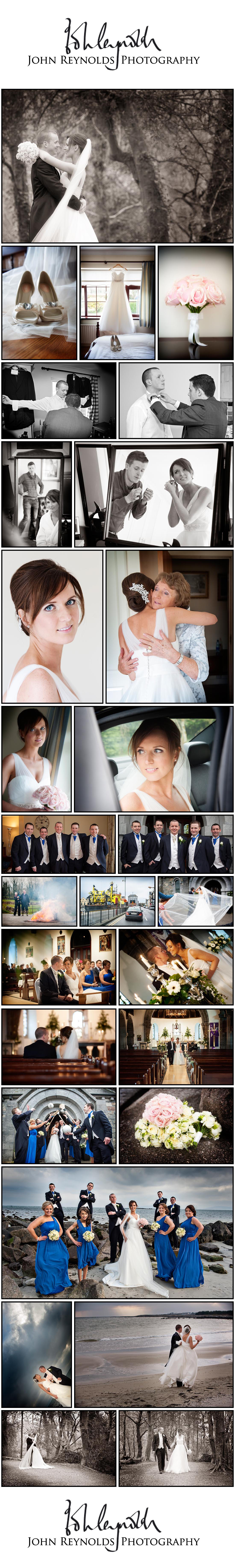 Sinead & Kieran Collage Blog