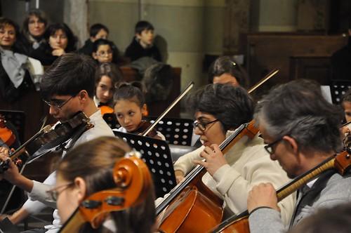 Sermig - Orchestra giovanile dell'Arsenale della Pace - Ninnanà