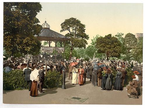 [Valley Gardens, II., Harrogate, England]  (LOC)