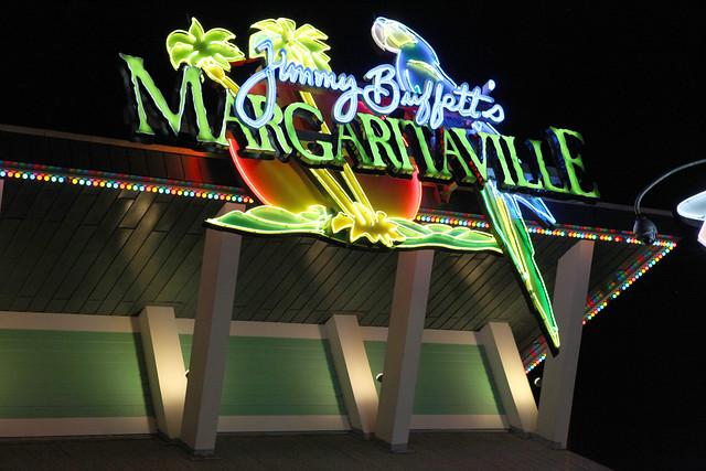 Jimmy Buffett Margaritaville Myrtle Beach Menu