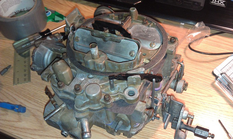 My '89 Caprice Wagon Project 8623938196_542b9456db_c