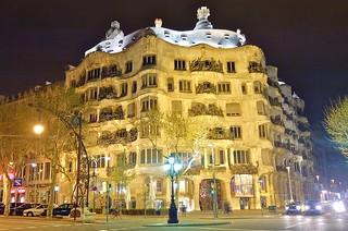 Europe 2013 | Casa Milà @ Barcelona, Spain