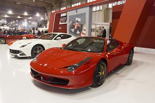 Ferrari - Motor Show Poznań