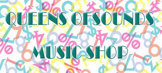 QUEENS OF SOUNDS MUSIC SHOP