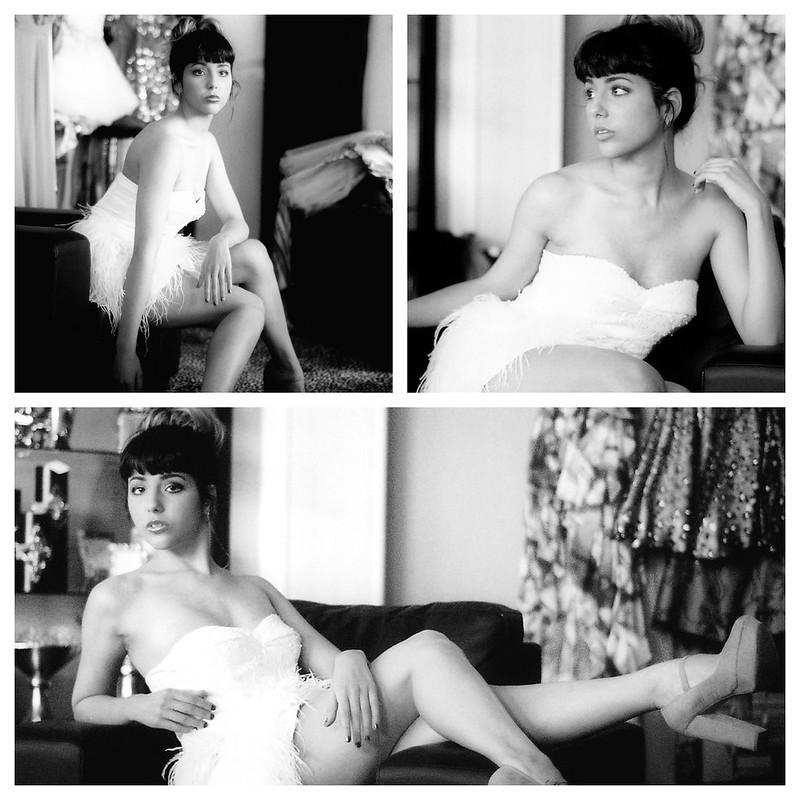 Dress Shoppe Danielle - Triptych