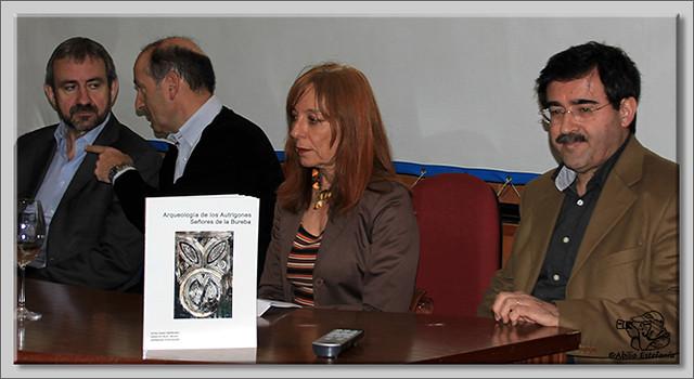 3 Conferencia de Hermann Parzinger sobre las excavaciones de Soto de Bureba
