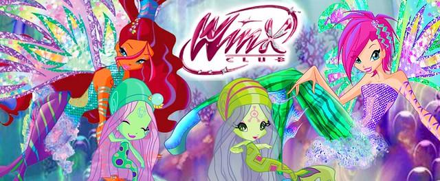 My Winx Club Fanart. 8628908006_69079ab4b4_z
