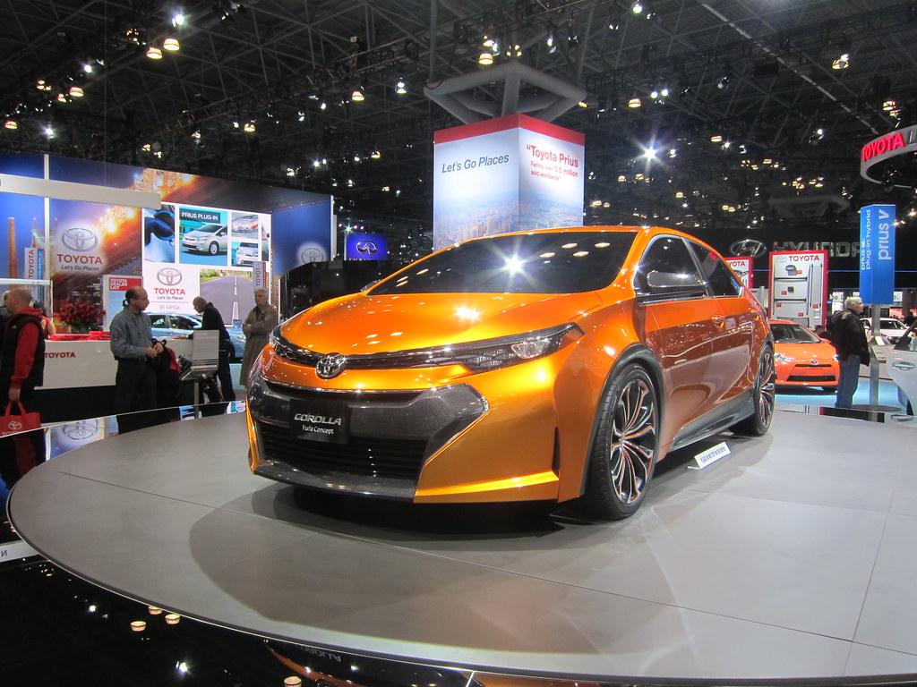 Toyota Corolla Furla Concept