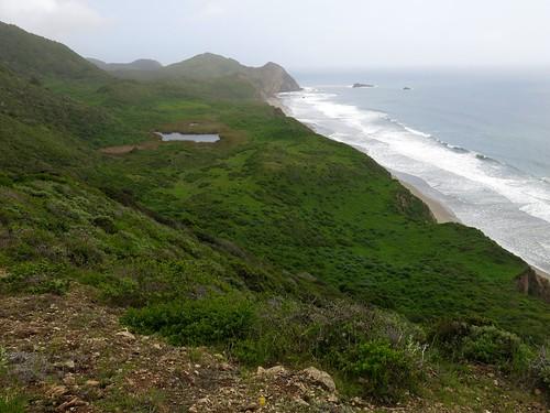 beach view trail pointreyesnationalseashore