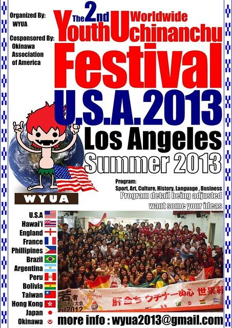 2º Worldwide Youth Uchinanchu Festival