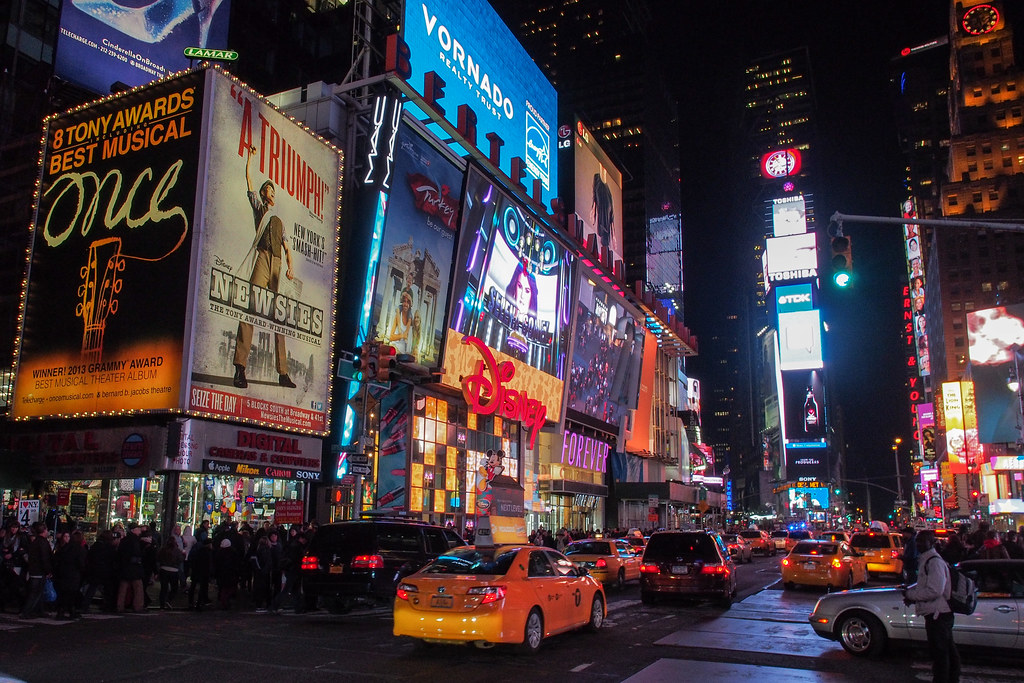 Timesquare|New York