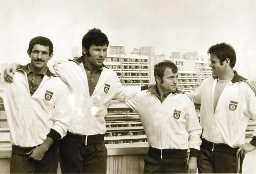 Jugoslovanska reprezentncaa v judu na olimpijskih igrah leta 1972 v Mūnchnu