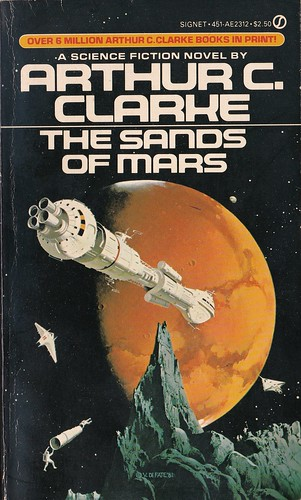 Arthur C. Clarke - The Sands of Mars