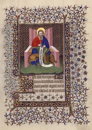 004-Heures de Mathefelon-1425- Les Bibliothèques Virtuelles Humanistes