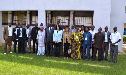 Atelier scientifique sur « Renforcement des capacités des systèmes  nationaux de recherche, Développement et Innovation »