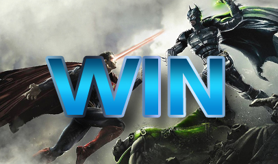 Win Injustice: Gods Among Us on XBOX 360!