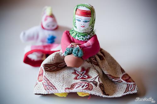 Muñecas de Derinkuyu (Turquía)