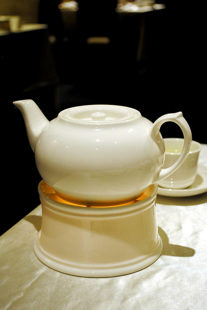 Tea Pot with a warmer!