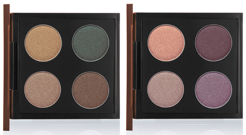 TEMPERATURE RISING - Eye Shadow X4