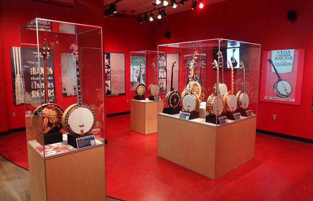 banjo museum - quirky oklahoma city attractions