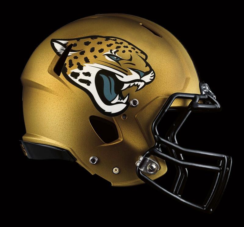 Jaguars New Helmet 2013 I think they should just make