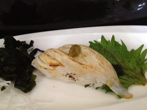 剝皮魚+柚子胡椒