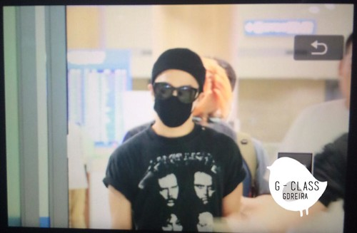 Big Bang - Incheon Airport - 13jul2015 - GDREIRA - 01