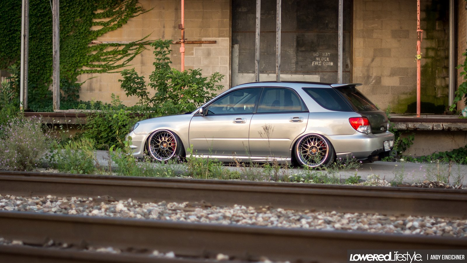 Midwest's Unsung Hero // Mike Skopek's WRX Wagon