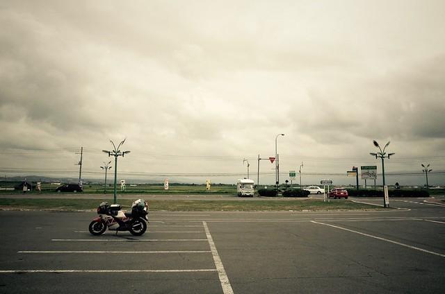 夏休みはいつものように避暑地北海道へ。