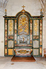 Retable de la collégiale Saint-Gervais-Saint-Protais - Photo of Jaméricourt