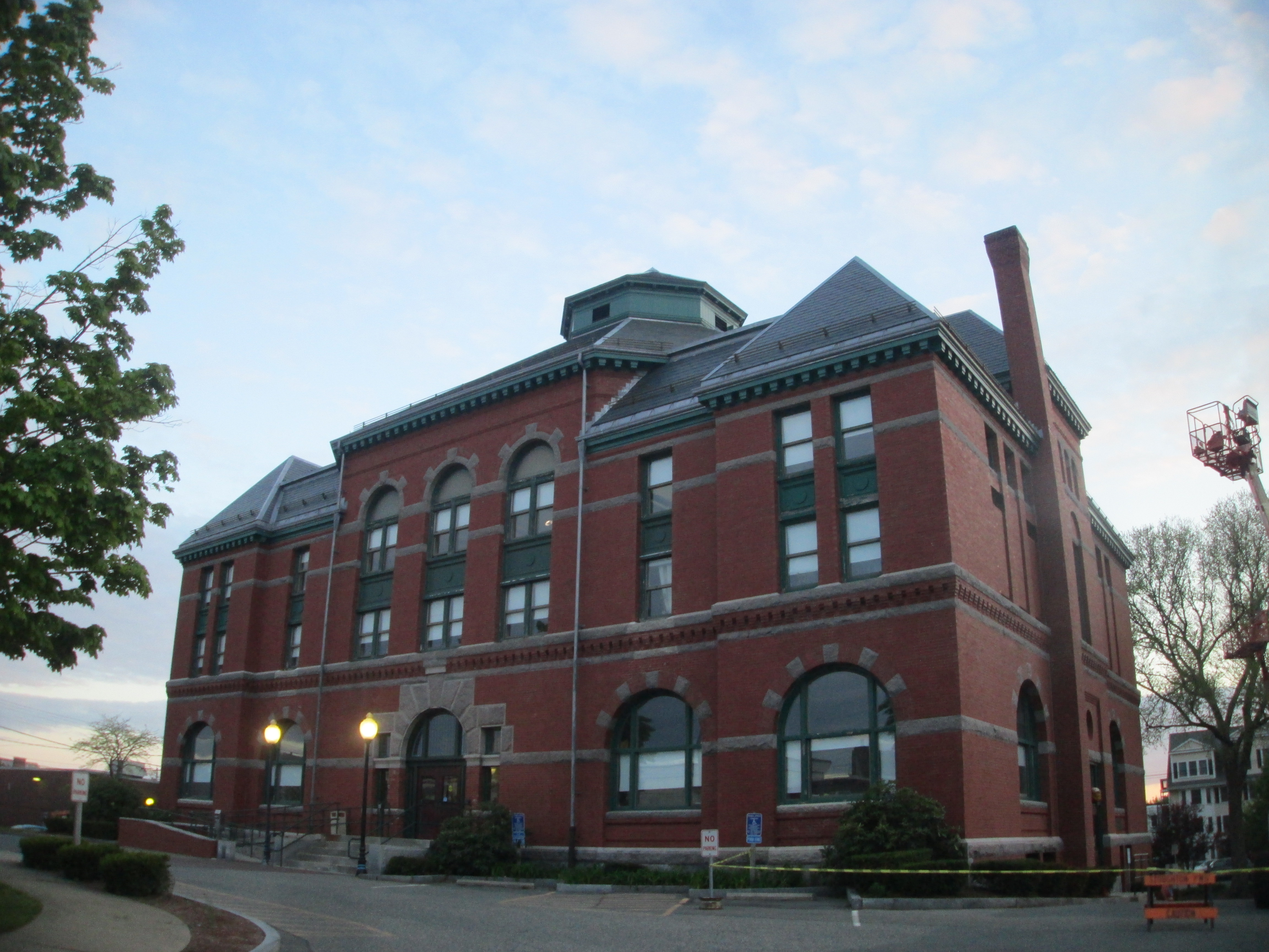 Stoughton Town Hall Building Department