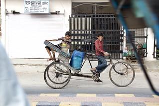 India bike boys