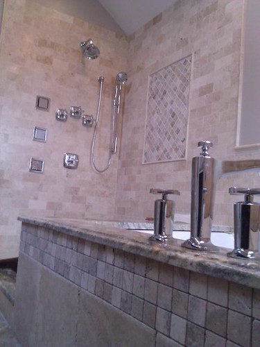 Travertine tile designs