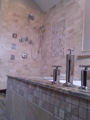Travertine tile designs