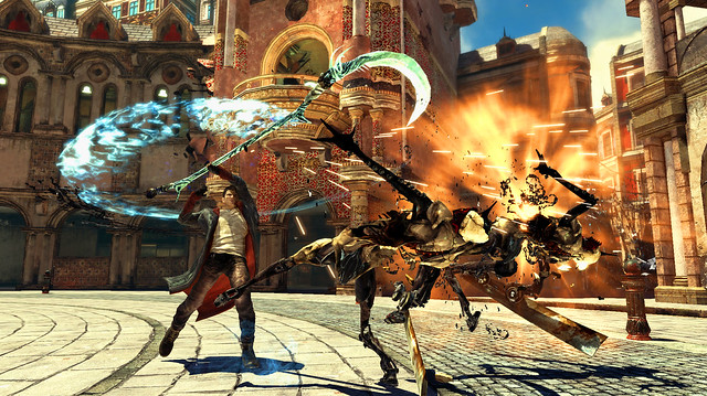 DmC Devil May Cry - Screenshot 1