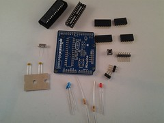 Minuino Kit Components