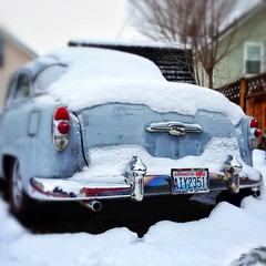 1953 Chevrolet Bel Air - Ellensburg, Washington (Dec 2012)