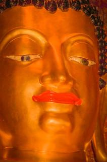 Buddha -- Wat Chiang Yeun, Chiang Mai