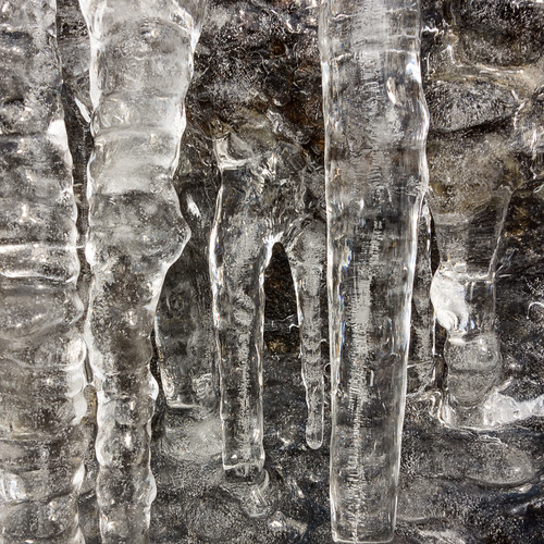 Icicles on the Appalachian Trail