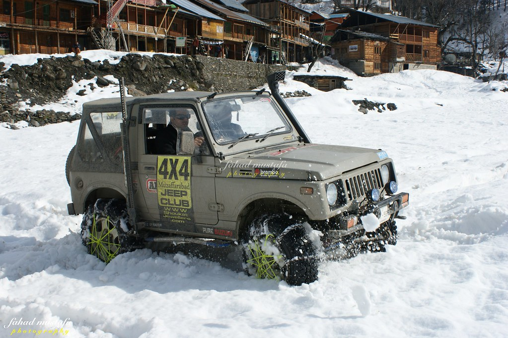Muzaffarabad Jeep Club Neelum Snow Cross - 8470713147 a225357a66 b