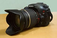 My New Companion - Sony A-57