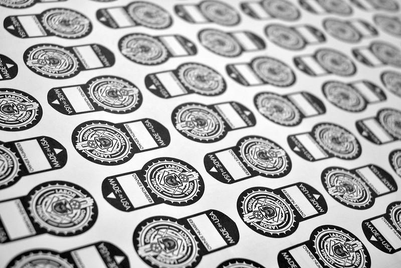 New Seat Tube Badge Art